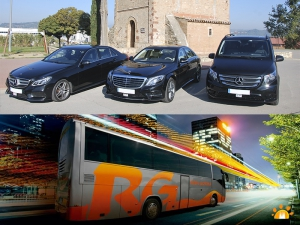 PRIVATE TRANSFER FROM PIER TO AIRPORT OR HOTEL IN BARCELONA