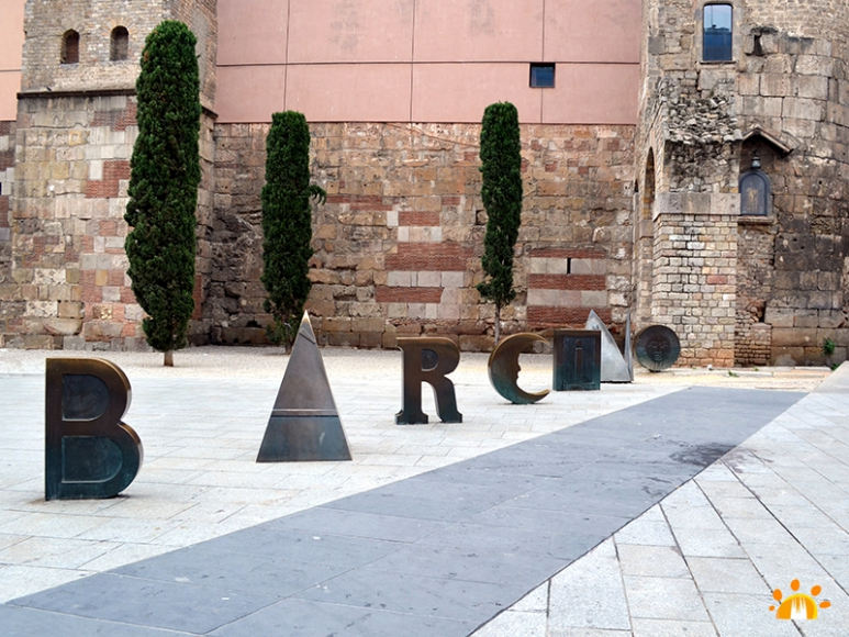 BARCELONA ORIGINS WALKING TOUR (3,5 hrs.)