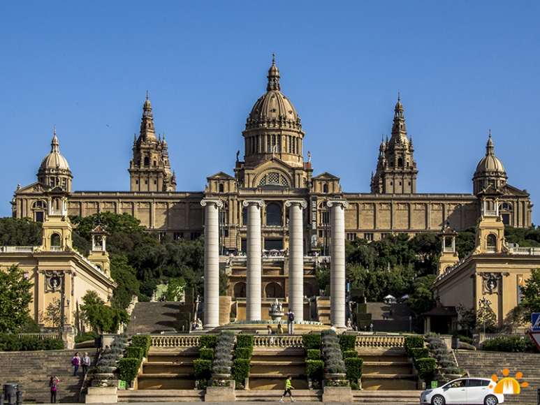 PRE-CRUISE CITY TOUR OF BARCELONA WITH PICK UP AT AIRPORT (5 hours)