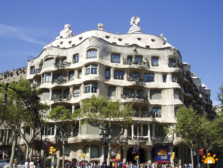 POST-CRUISE CITY TOUR OF BARCELONA WITH HOTEL DROP OFF (4 hrs.)