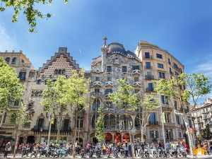 PRE-CRUISE CITY TOUR OF BARCELONA WITH HOTEL PICK UP (4 hours)